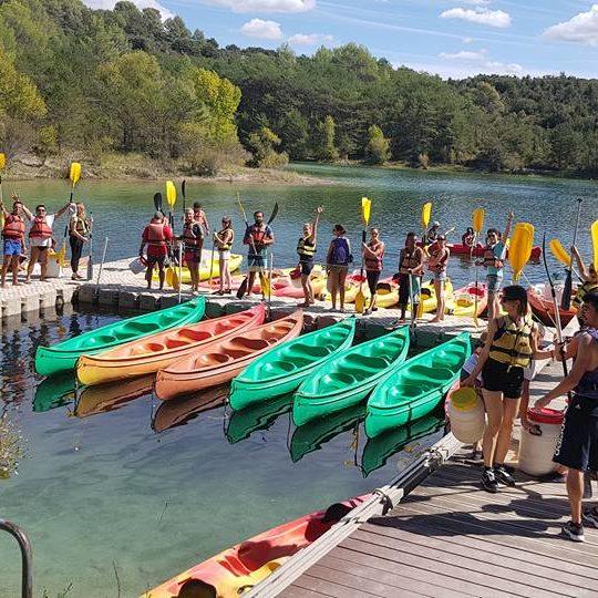 canoe kayak verdon