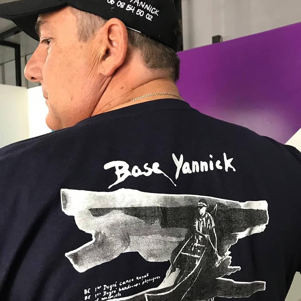 Logo Tee shirt Base Yannick